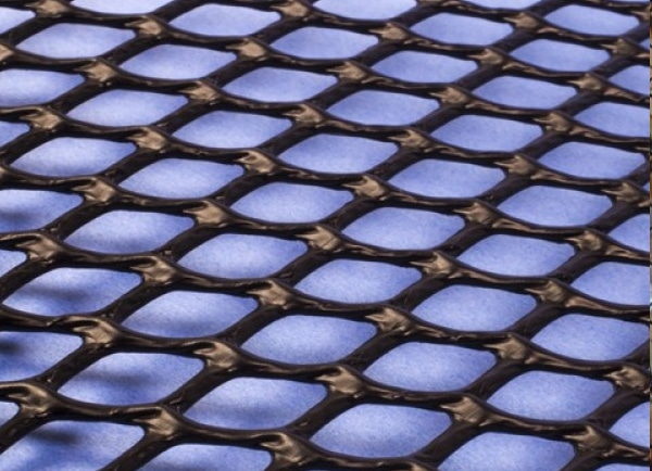 Light Duty Diamond Mesh Polyethylene Barrier