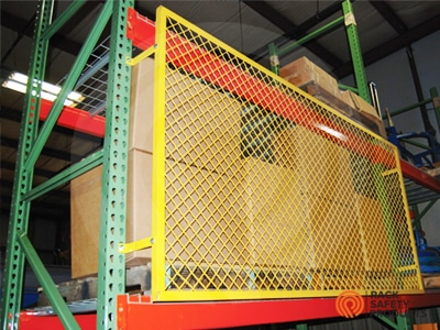 Pallet Rack Safety Accessories - Pallet Rack Fall Protection