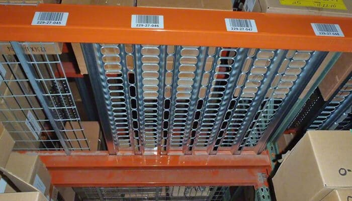 PALLET RACK DECKING Punch Deck™