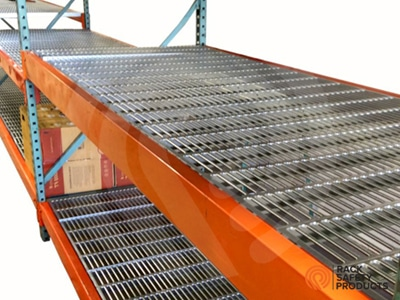 Pallet Rack Safety Accessories - Pallet Rack Decking