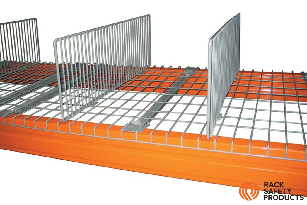 PRODUCT FALL PROTECTION Wire Deck Dividers