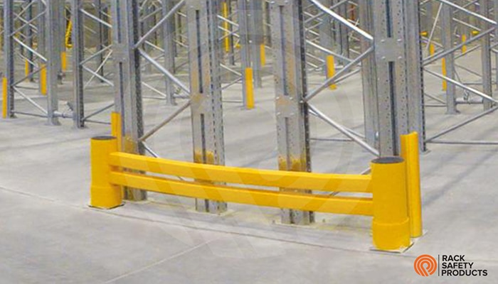 Double-Rail iFlex Barrier