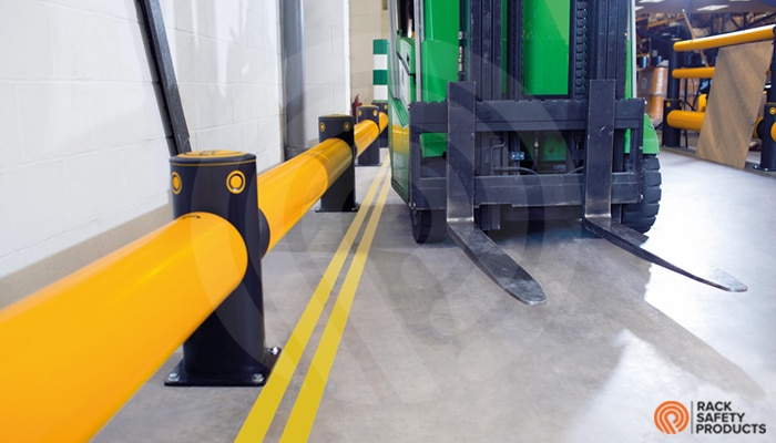 Impact Absorbing Guard Rails